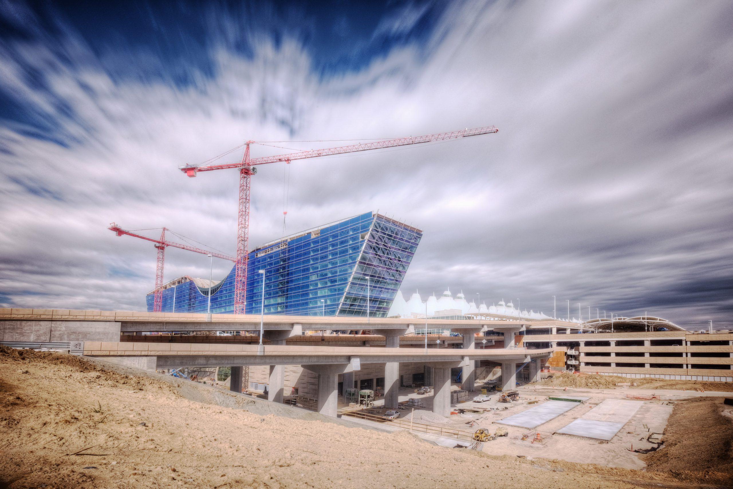 Denver International Airport Hotel & Transit Program