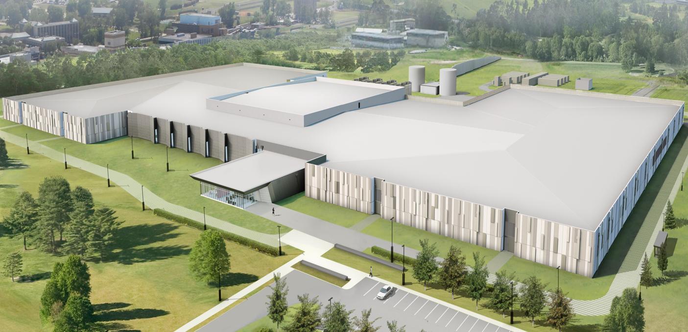 High Performance Computer Center (HPCC) 2