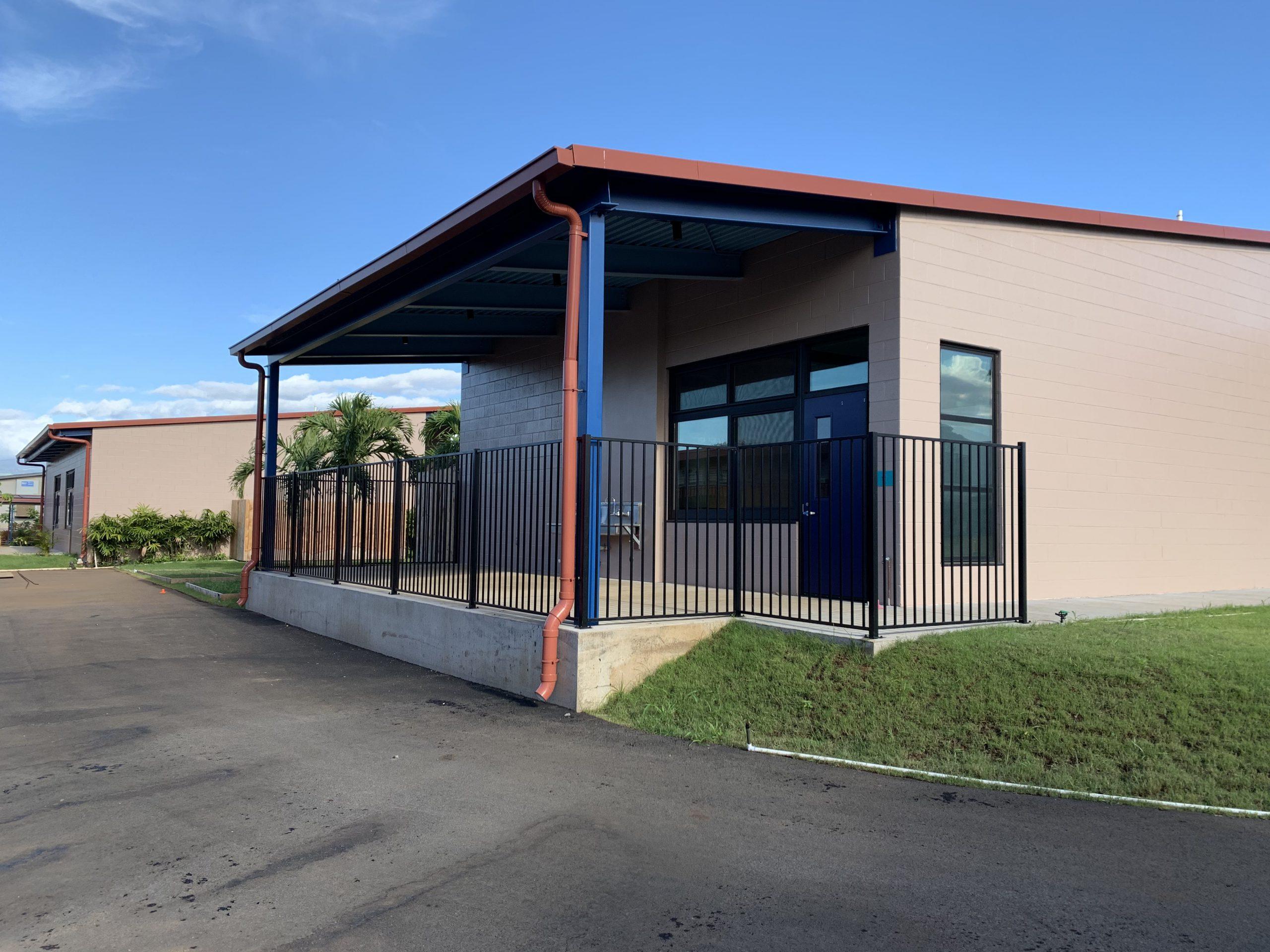 Kahului Elementary School Building G