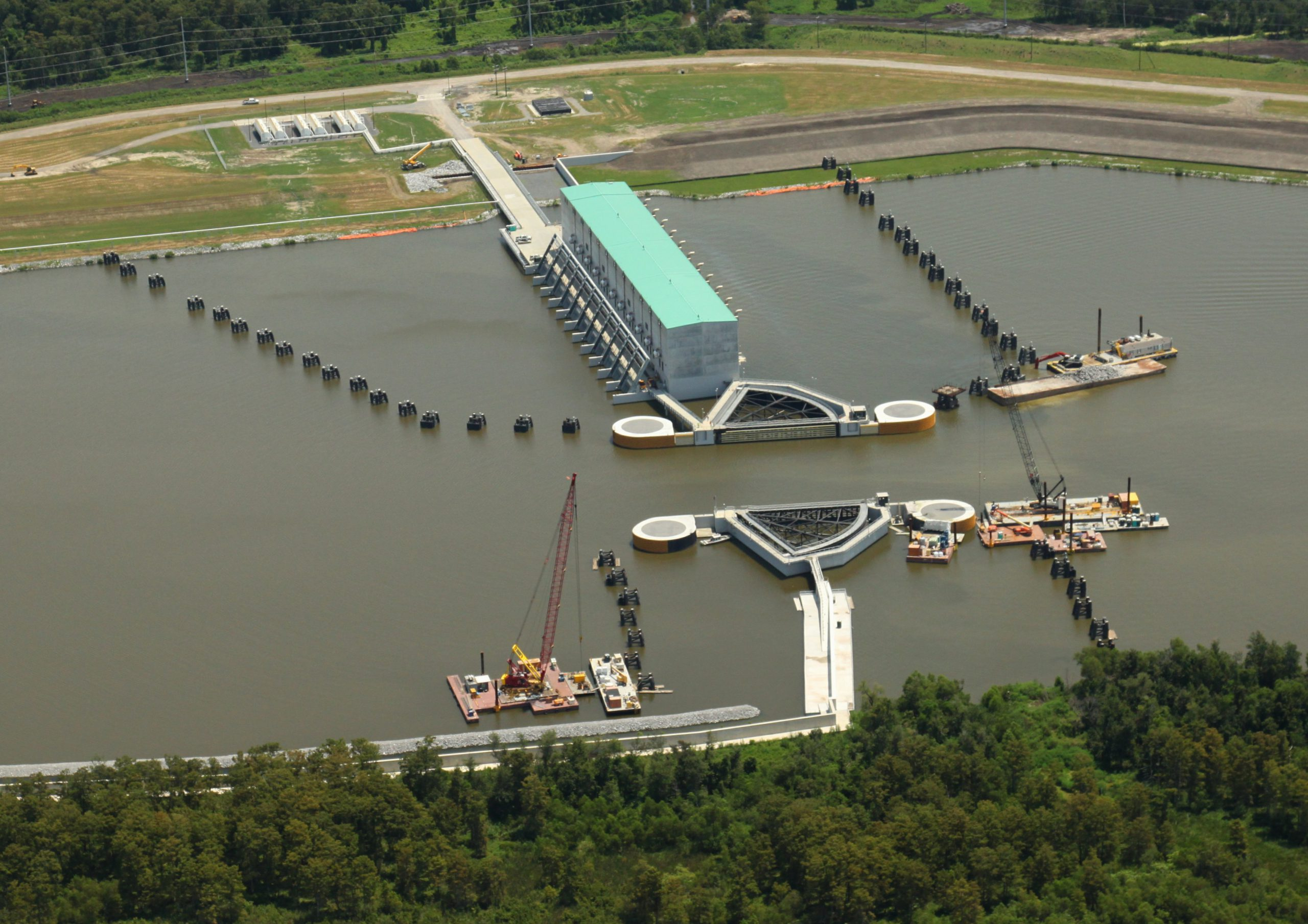 Gulf Intracoastal Waterway West Closure Complex Project