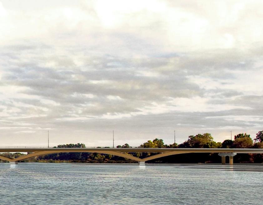 Kingston Third Crossing Bridge