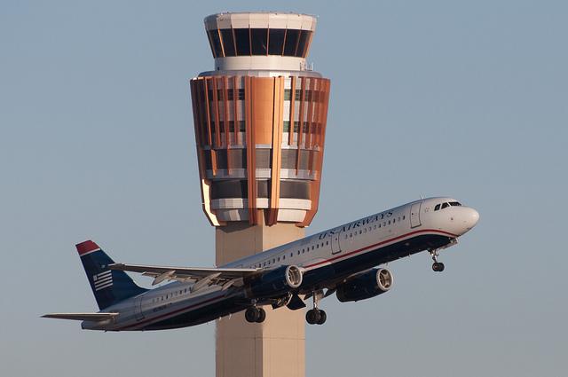 Phoenix Sky Harbor Control Tower