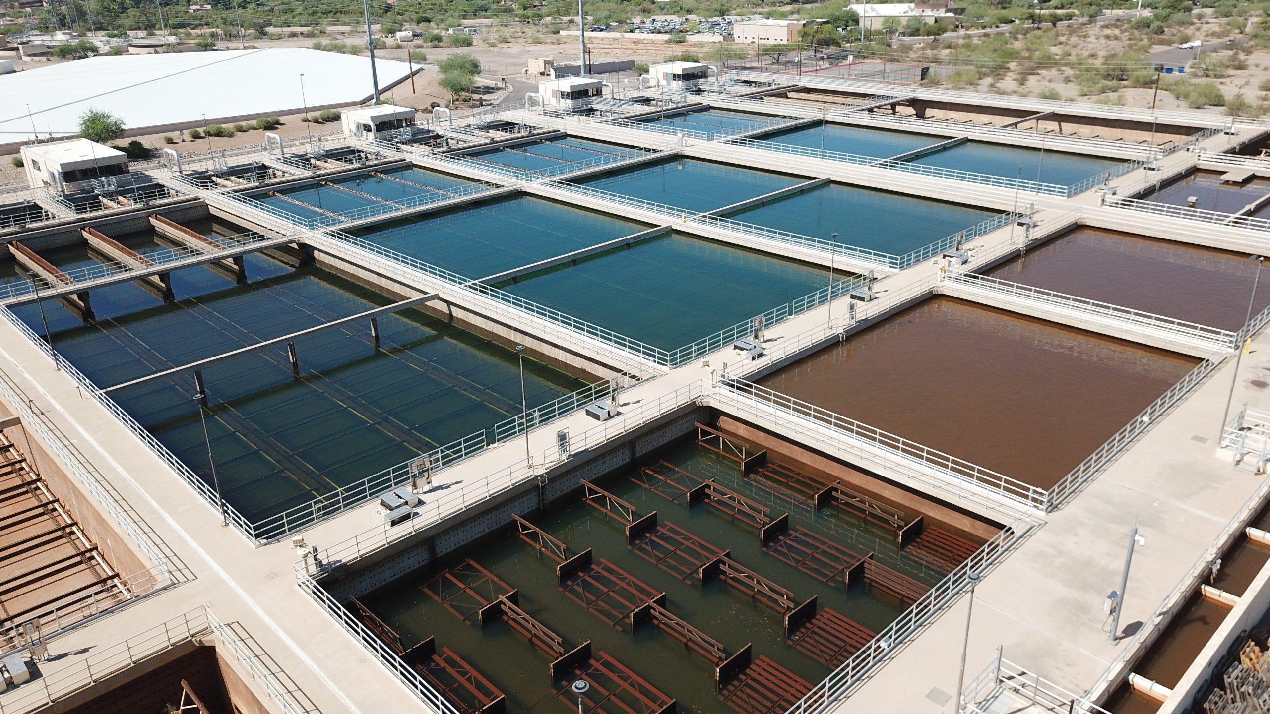 24th Street Water Treatment Plant Rehabilitation