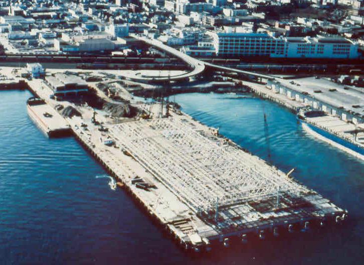 Ballantyne Pier Redevelopment