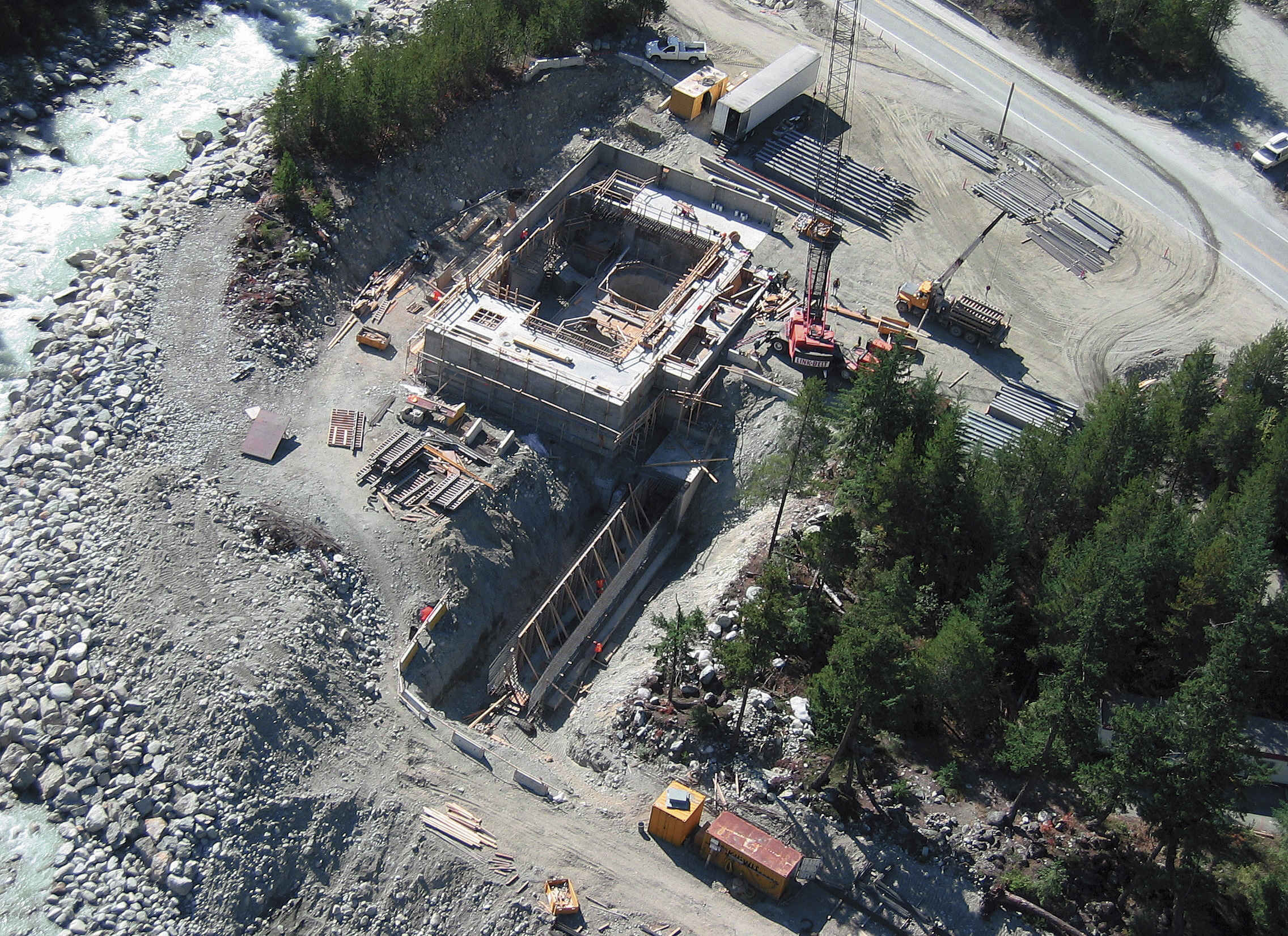 Rutherford Creek Power Project