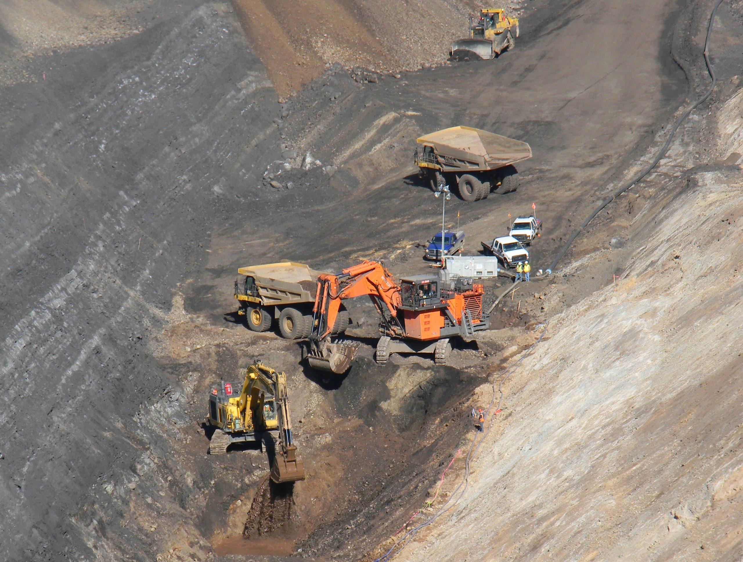 Dry Valley/North Rasmussen Ridge Mines