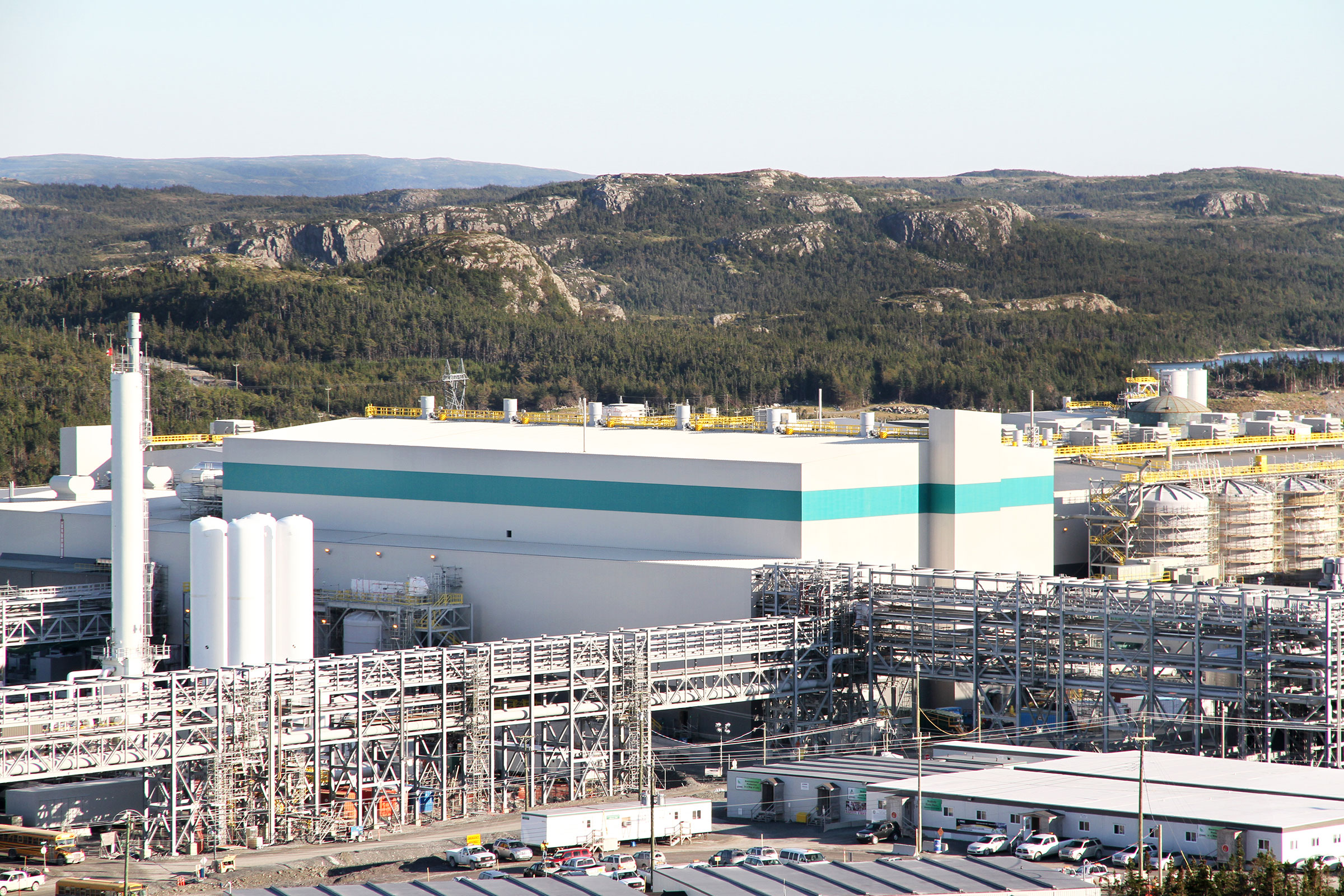 Long Harbour Nickel Processing Plant
