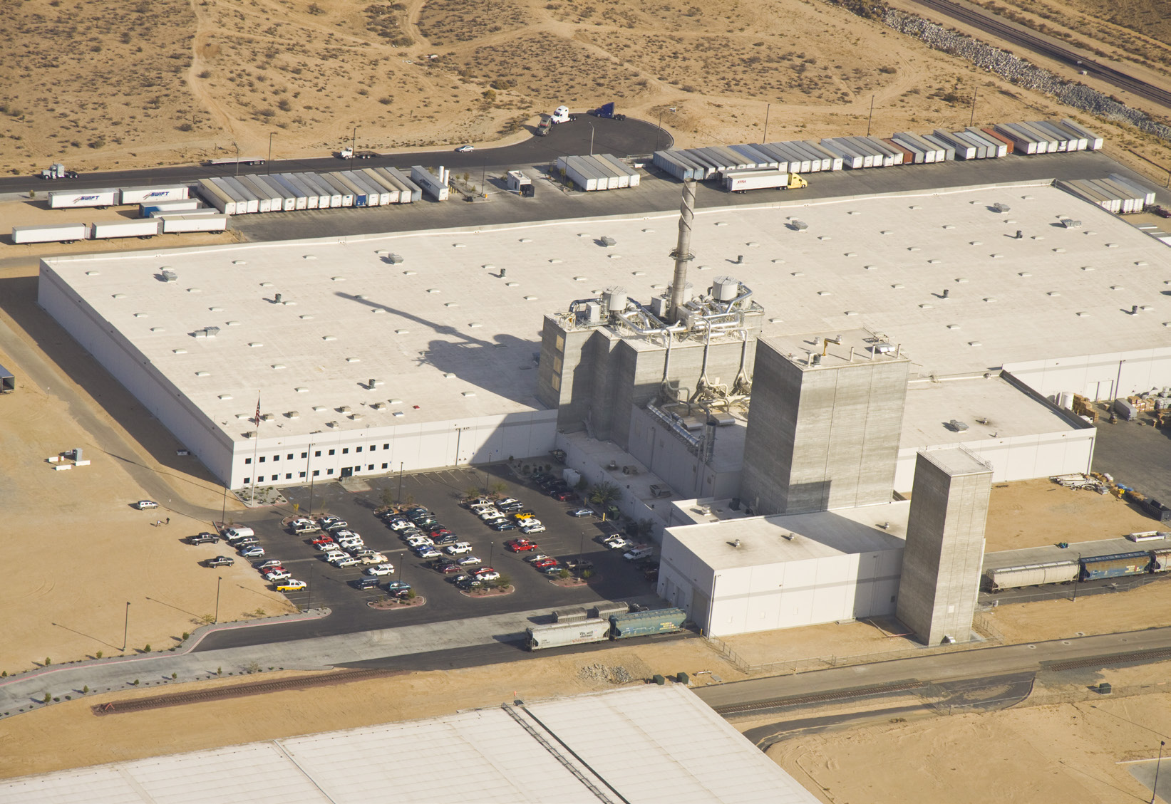 Victorville Pet Food Facility