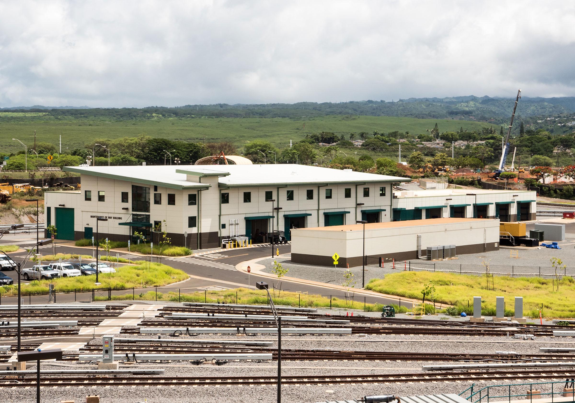 Honolulu Maintenance and Storage Facility